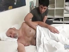 Despertando a papi