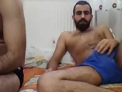 str8 Turkish allies On webcam