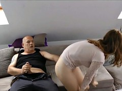 young redhair fucked by dad best friend 2