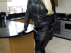 Leather Fetish at Clips4sale.com