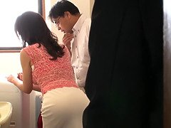 The realtor bangs this uber-sexy asian wife