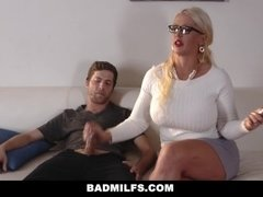 BadMILFS - Compilation of Hot MILFS Teaching Young Teens To Fuck