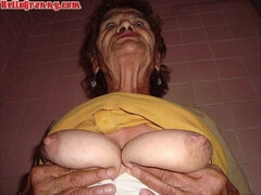 HelloGrannY Hairy Latin Twats In Magical Slideshow