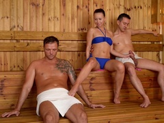 Sauna Throat Party