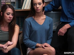 Shoplyfter Case No. 8575304 Charity Crawford and Zoey Laine