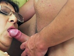 Compilation facial mature