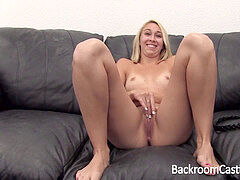assfuck Ouch and creampie Surprise audition