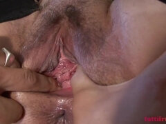 Hairy Granny ass sex casting - Sucking Cock