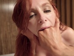 Scared stepsis Lacy Lennon finds comfort with her pervy stepbrother