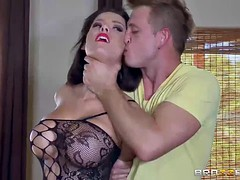 Nympho Peta Jensen sucks Bill Bailey