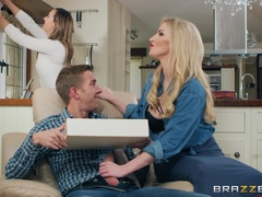 Milfs Like it Big (Brazzers): Sample My Snatch