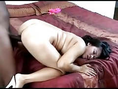 BBC Savage vs Cute Asian Chick