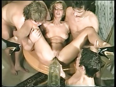 Soaked cunts and tight assholes fisted in HD videos