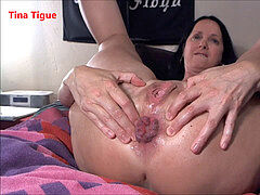 Tina Tigue culo To throat Dirty Anal Whore