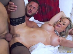 Brazzers - Brandi Enjoy - Mummies Like It Yam-Sized