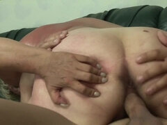 Granny Olga on my audition - amateur porn