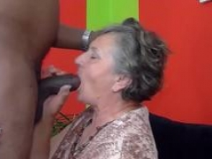 80 complete years old granny first time interracial fucked