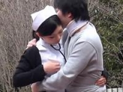 excellent nurse three-way porno far eastern video 3