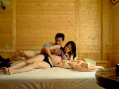 Asia Taiwan non-professional sex couples resort