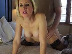 hooters eager mom sex and cumshot video
