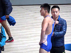 Freestyle grappling China – 74kg