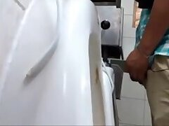 Caught - They wanna play 002 (Public Toilet)