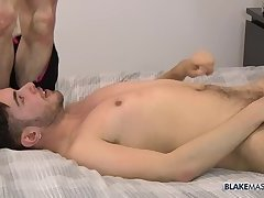 Sensual Sex Becomes Furious Fucking - David Luca & Koby Lewis