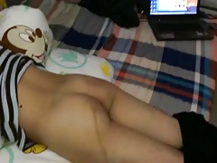 Chineseboyspanking Amateur Video 01