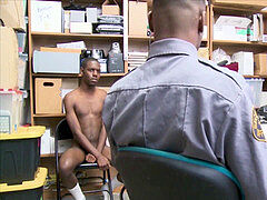 bbc Security Officer porks nubile BBC By Force
