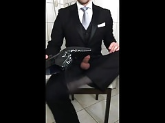 Suit, Shoes,Filth