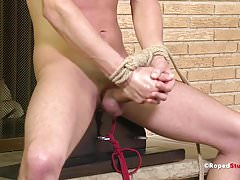Bound Studs Whipped Hung Cocks C&B Torture Gay Bondage BDSM