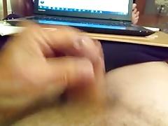 Silver daddies masturbating