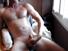 Verbal Grandpa with a Big Cock
