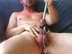 Webcam session with sounding and estim