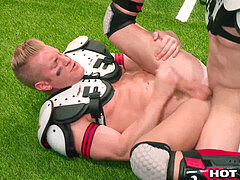 HotHouse parent Analized On The realm By Muscle Football Jock