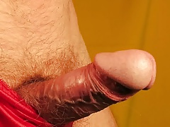 Red Satin Cock