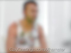 GayCastings Casting agent fucks tight ass cowboy Alex Mason