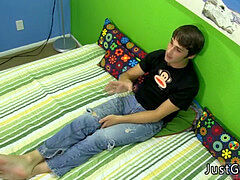 Gay twink 6 free vids younger Ray found his way to when a former model
